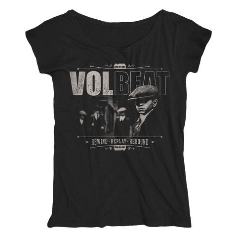 √The Gang von Volbeat - Girlie Shirt Loose Fit jetzt im Bravado Shop