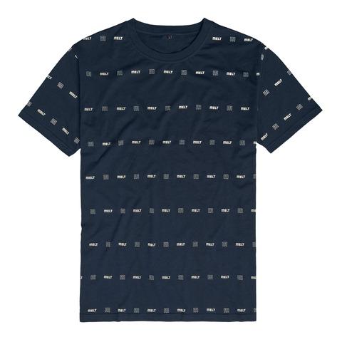 √AOP Logo von Melt Festival - T-Shirt jetzt im Bravado Shop