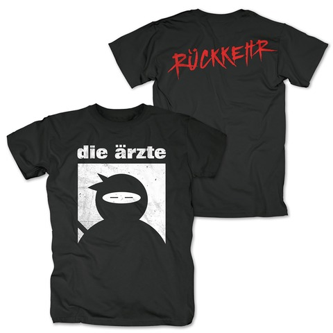 √Rückkehr von die ärzte - T-Shirt jetzt im Bravado Shop