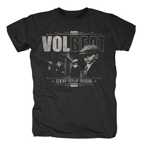 √The Gang von Volbeat - T-Shirt jetzt im Bravado Shop