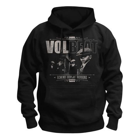 √The Gang von Volbeat - Hood sweater jetzt im Bravado Shop