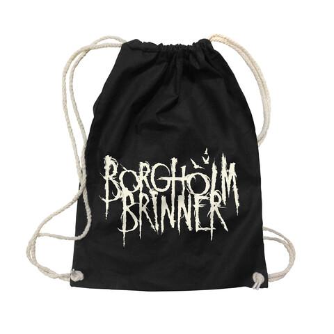 Borgholm Brinner Logo von In Flames - Gym Bag jetzt im Bravado Shop