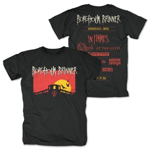 √Borgholm Brinner 2019 von In Flames - T-Shirt jetzt im Bravado Shop