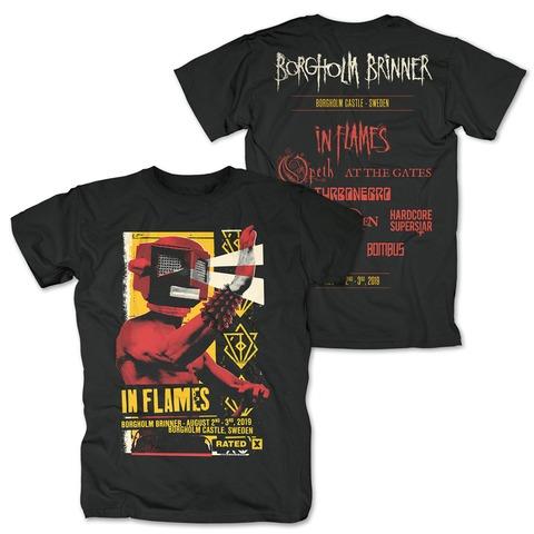 √Eye Beam Rated X von In Flames - T-Shirt jetzt im Bravado Shop