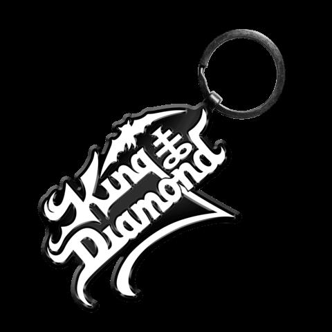 √Logo von King Diamond - Keychain jetzt im Bravado Shop