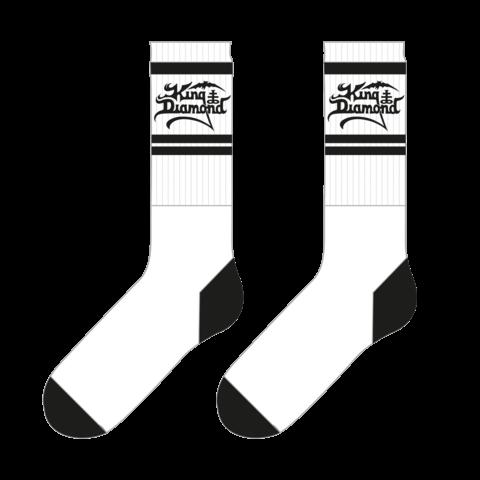 Logo von King Diamond - Socken jetzt im Bravado Shop