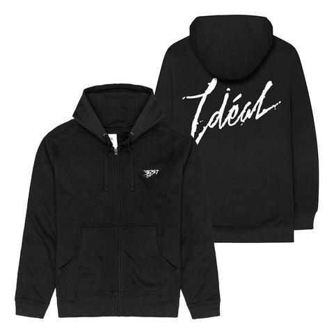 √Ideal Splatter von 385idéal - Hooded jacket jetzt im Bravado Shop