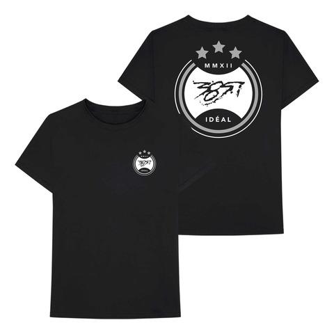 Three Stars von 385idéal - T-Shirt jetzt im Bravado Shop