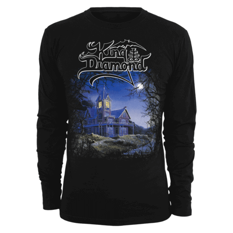 √Them - Europe 2019 von King Diamond - Long-sleeve jetzt im Bravado Shop