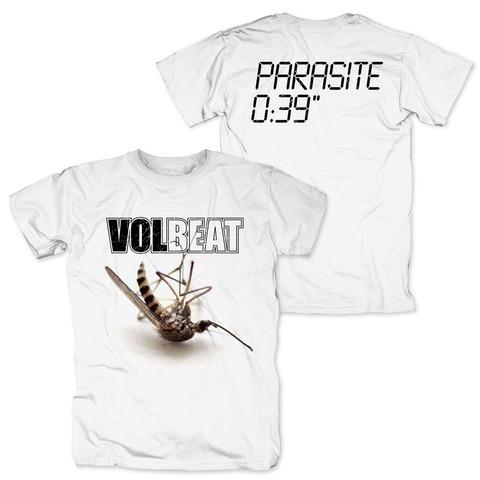 √Parasite von Volbeat - T-Shirt jetzt im Bravado Shop