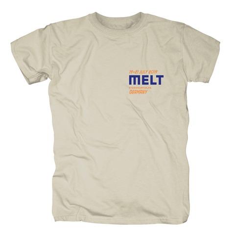 √Ferropolis von Melt Festival - T-Shirt jetzt im Bravado Shop