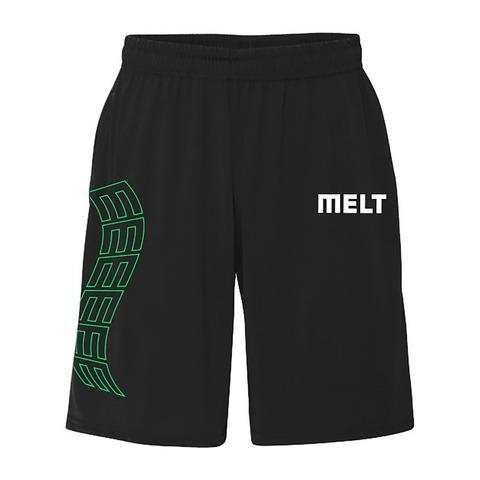 √Glitsch von Melt! - Shorts jetzt im Bravado Shop