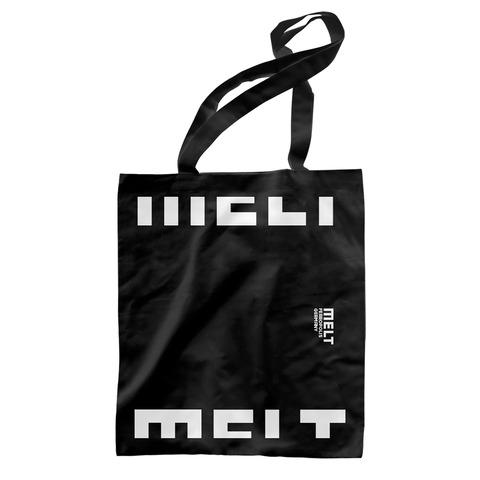 √Logo von Melt Festival - Record Bag jetzt im Bravado Shop