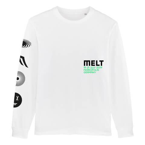 √Stage Time von Melt Festival - Long-sleeve jetzt im Bravado Shop