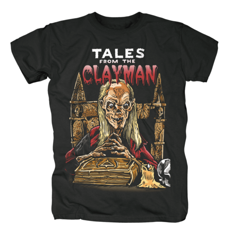 √Tales From The Clayman von Clayman Limited - T-Shirt jetzt im Bravado Shop