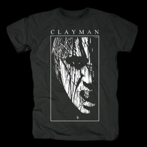 √Dark Face von Clayman Limited - T-Shirt jetzt im Bravado Shop