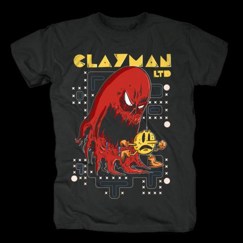 √Eat You Alive von Clayman Limited - T-Shirt jetzt im Bravado Shop