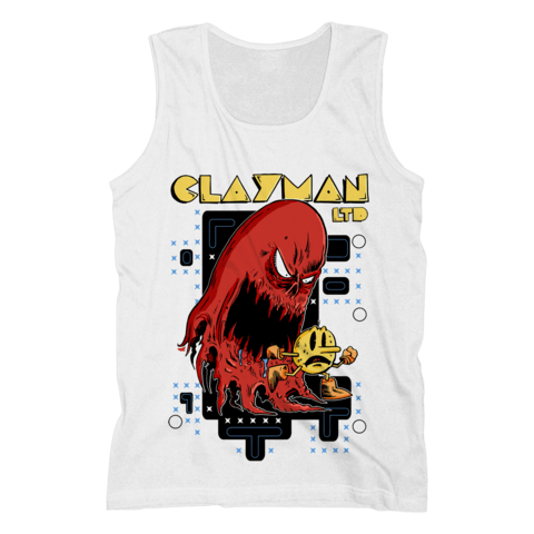 Eat You Alive von Clayman Limited - Men's Tank Top jetzt im Bravado Shop