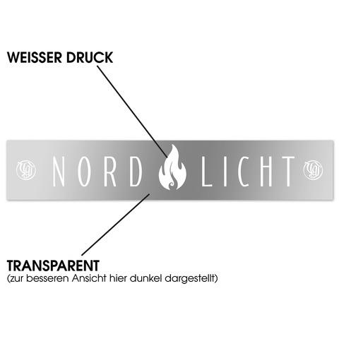 Nordlicht von Versengold - Heckscheibenaufkleber jetzt im Bravado Shop