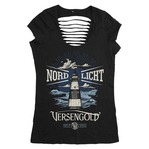√Nordlicht von Versengold - Girlie Shirt jetzt im Bravado Shop