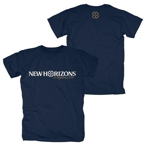 Kingdom of Fire Logo von New Horizons - T-Shirt jetzt im Bravado Shop