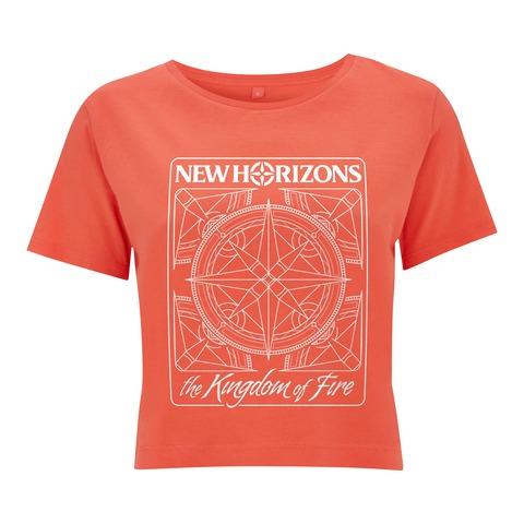 √Kingdom of Fire Logo von New Horizons - Crop Top jetzt im Bravado Shop