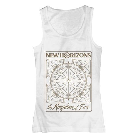 √Kingdom of Fire von New Horizons - Girlie tank top jetzt im Bravado Shop