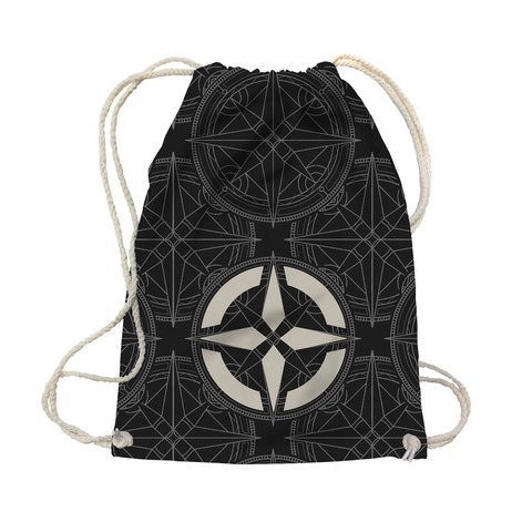 √Kompass von New Horizons - Gym Bag All Over jetzt im Bravado Shop