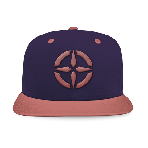 √Kompass 3D von New Horizons - Baseball Cap jetzt im Bravado Shop