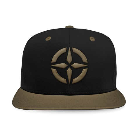 √Kompass All Over von New Horizons - Baseball Cap jetzt im Bravado Shop