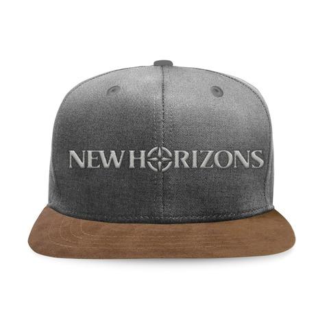 √3D Logo von New Horizons - Baseball Cap jetzt im Bravado Shop