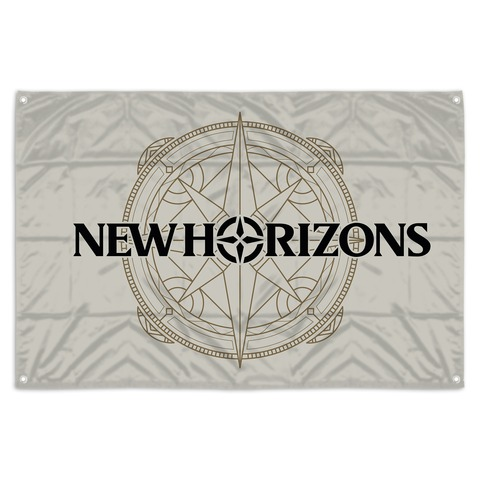 √Logo von New Horizons - Flag jetzt im Bravado Shop