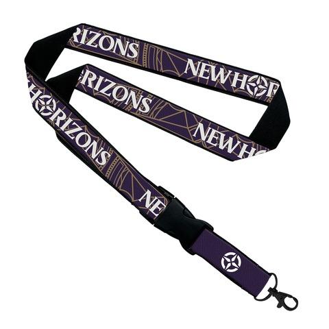 √Logo von New Horizons - Lanyard jetzt im Bravado Shop