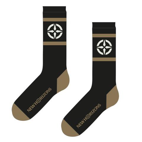 Logo von New Horizons - Socken jetzt im Bravado Shop