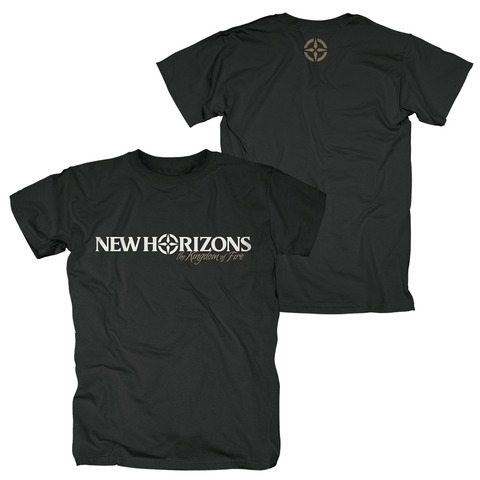 √Kingdom of Fire Logo von New Horizons - T-Shirt jetzt im Bravado Shop