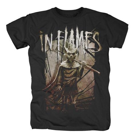 √Shattered Wall von In Flames - T-Shirt jetzt im Bravado Shop