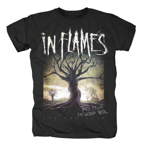 √All The Pain von In Flames - T-Shirt jetzt im Bravado Shop