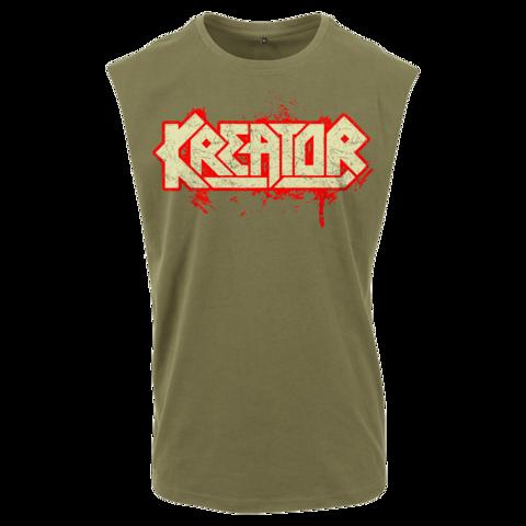 √Splasher Logo von Kreator - T-Shirt jetzt im Bravado Shop