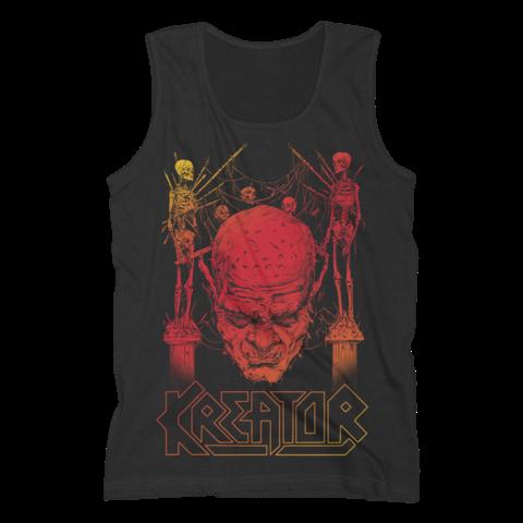√Sunset Skull von Kreator - Tank Shirt Men jetzt im Bravado Shop