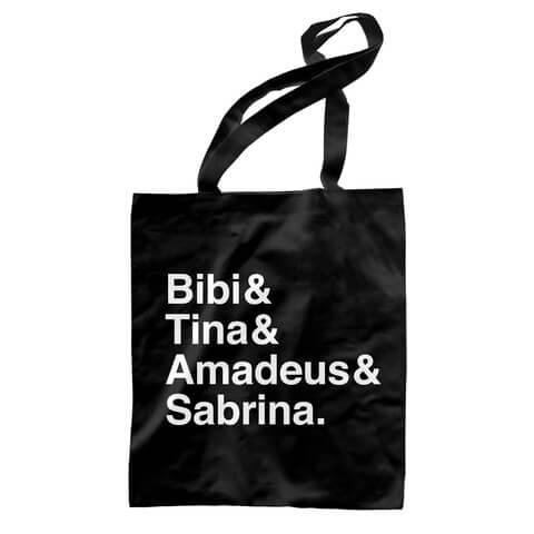 √B&T Beutel von Bibi & Tina - Record Bag jetzt im Bravado Shop