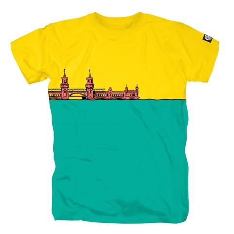 √Oberbaum von Lollapalooza Festival - T-Shirt jetzt im Bravado Shop