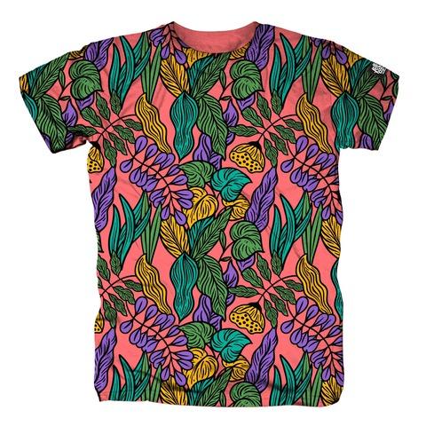 √Flower Allover von Lollapalooza Festival - T-Shirt jetzt im Bravado Shop