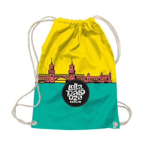 √Oberbaum von Lollapalooza Festival - Gym Bag jetzt im Bravado Shop