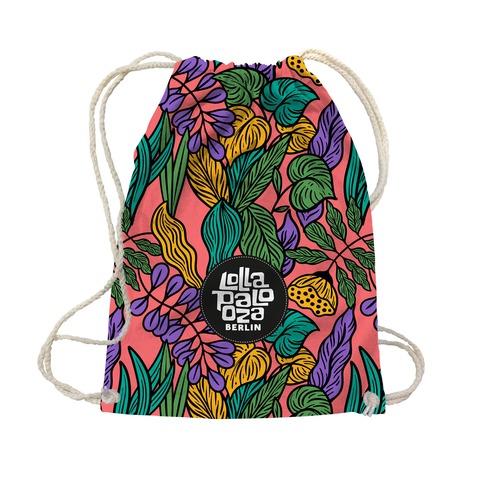 √Flower Allover von Lollapalooza Festival - Gym Bag jetzt im Bravado Shop