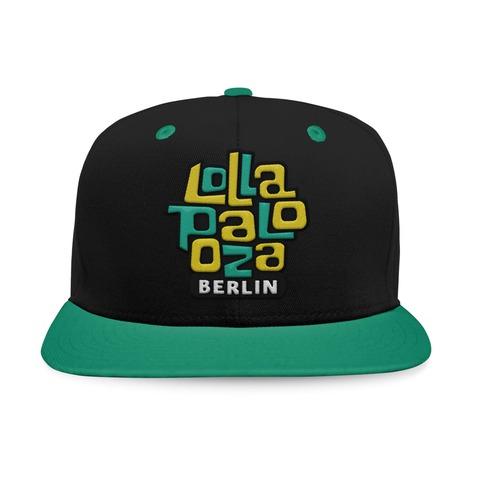 √Logo von Lollapalooza Festival - Snap Back Cap jetzt im Bravado Shop