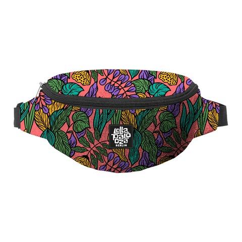 √Flower Allover von Lollapalooza Festival - Hip Bag jetzt im Bravado Shop