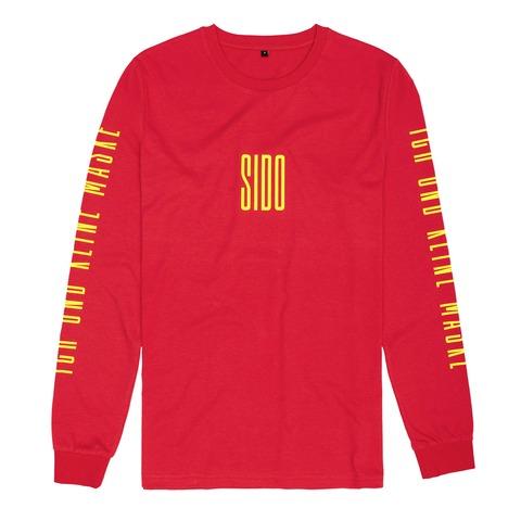 √Energie Logo von Sido - Long-sleeve jetzt im Bravado Shop