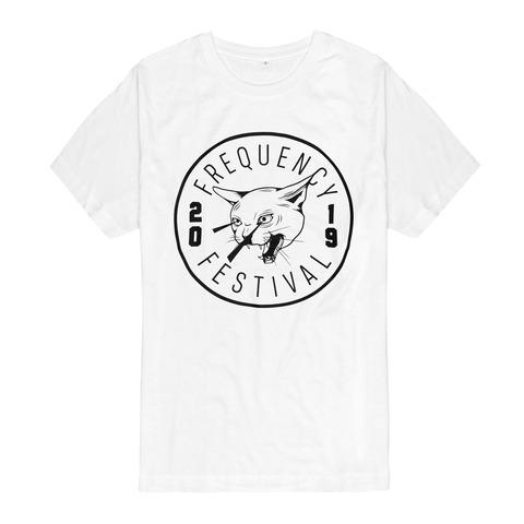 √Freq Cat von Frequency Festival - T-Shirt jetzt im Bravado Shop