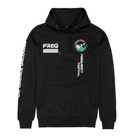 √Take Off von Frequency Festival - Hood sweater jetzt im Bravado Shop