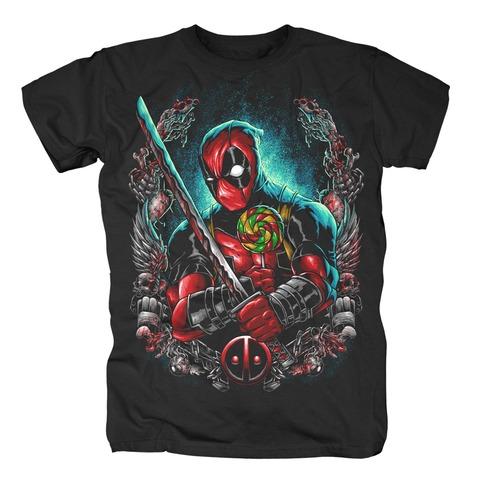 √Lollipop von Deadpool - T-Shirt jetzt im Bravado Shop
